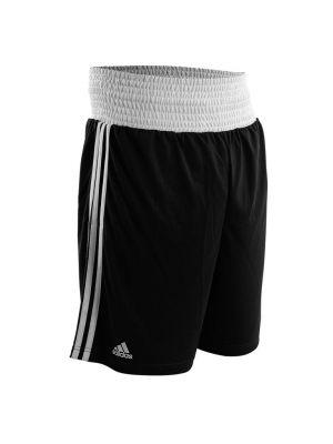 črne adidas boks hlačke1