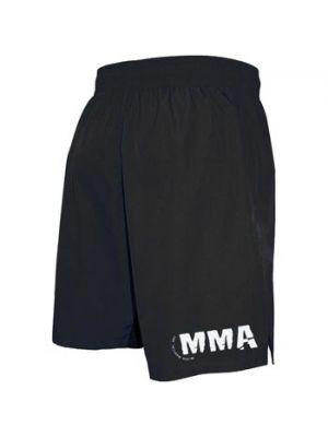 črne mma hlače