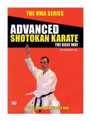 dvd video shotokan karate