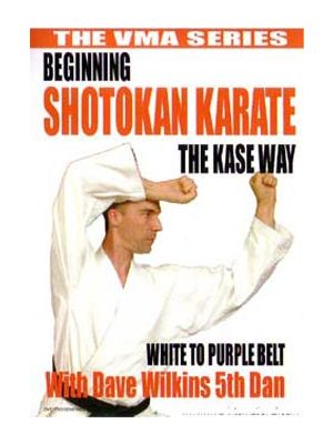 shotokan karate dvd video
