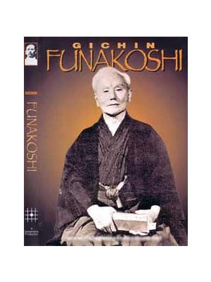dvd video funakoshi karate