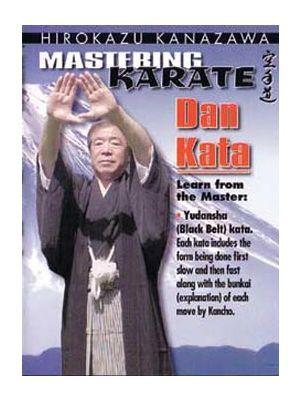 dvd video kanazawa shotokan karate skif dan kata