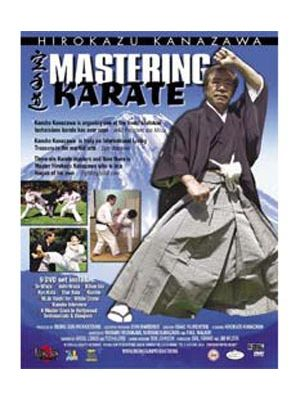 dvd kanazawa skif shotokan karate ashi-waza