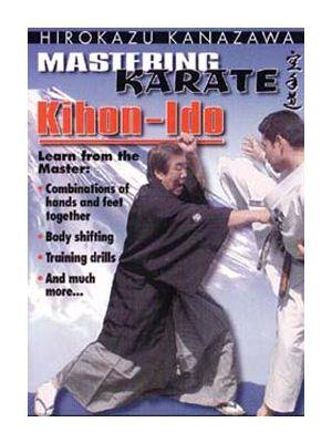 dvd video kanazawa shotokan karate skif kihon ido