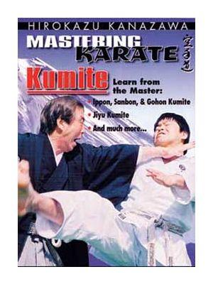 dvd video kanazawa shotokan karate skif kumite
