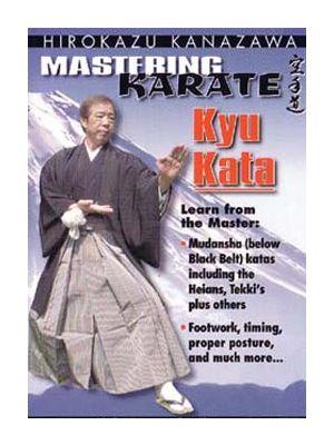 dvd video kanazawa shotokan karate skif kyu kata