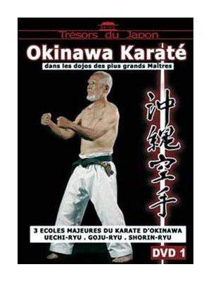 DVD-Okinawa Karate vol.1 - V AKCIJI!!!