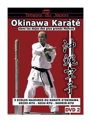 dvd video okinawa karate