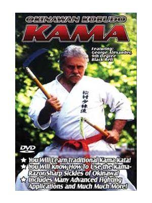 DVD-Okinawan Kobudo - KAMA