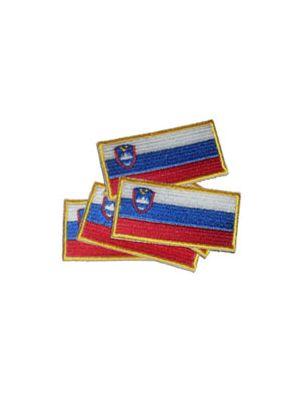 našitek slovenska zastava