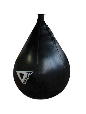 usnjena boksarska hruška za udarjanje