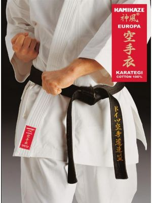 kamikaze europa karate kimono
