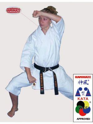 wkf kata karate kimono kamikaze
