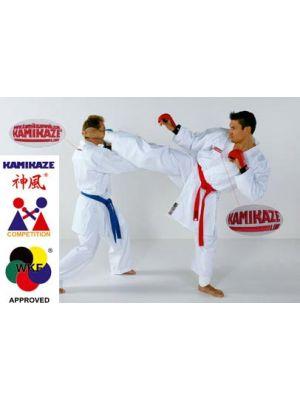 wkf kumite karate kimono kamikaze1
