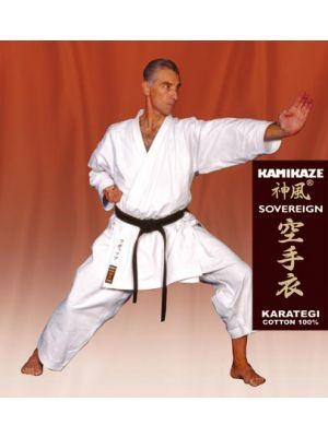 karate kimono kamikaze soverign1