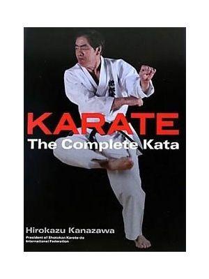 knjiga kanazawa karate complete kata