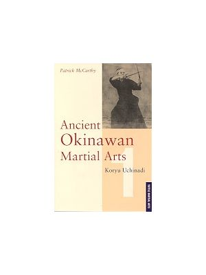 knjiga ancient okinawan martial arts koryu uchinadi