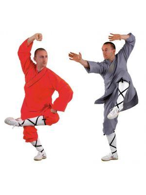 shaolin kung fu uniforma oblačilo