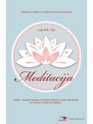 meditacija meditativne forme knjiga