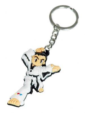 karate taekwondo obesek za ključe