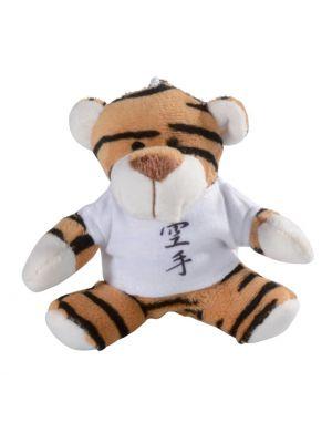 obesek plišasti karate tiger