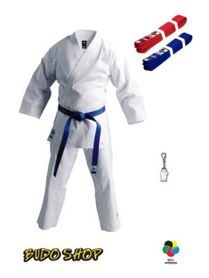 adidas wkf karate set1