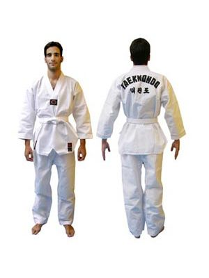 taekwondo kimono dobok uniforma1