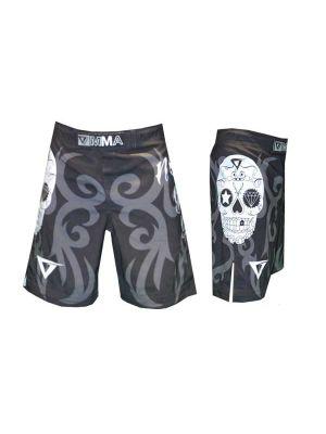 mma hlače skull1