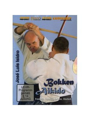dvd video aikido bokken