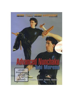 dvd video advanced nuchaku