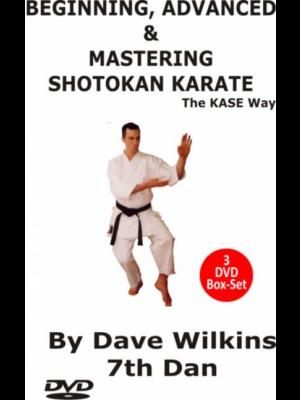 DVD-Karate set