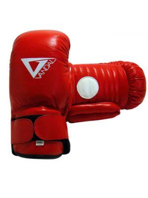 usnjen boksarski trenerski fokuser rokavica
