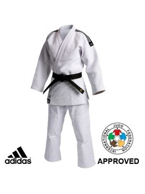 ijf judo kimono adidas J730