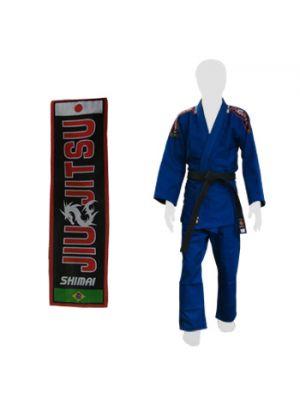 modro BJJ jiu-jitsu kimono1