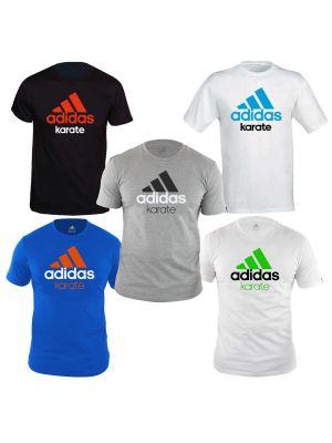 karate t-shirt majica adidas1