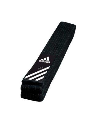 karate judo črn pas adidas elite