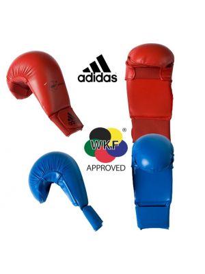 karate rokavice wkf adidas 1