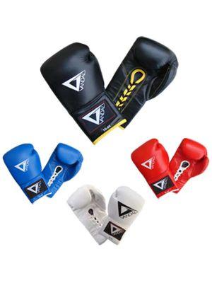 usnjene tekmovalne boksarske rokavice