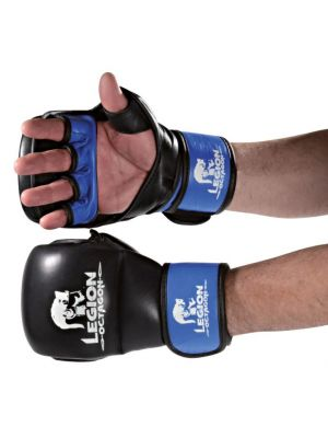 usnjene mma sparring rokavice1