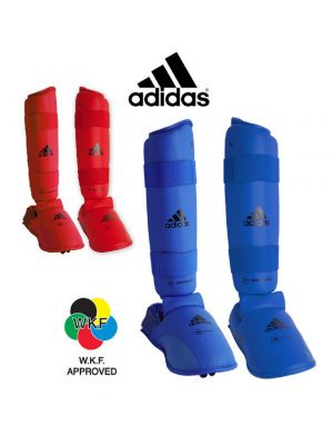 adidas wkf karate ščitnik golen nart1