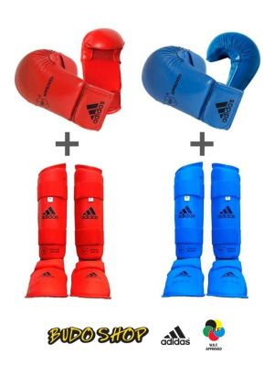 karate komplet adidas