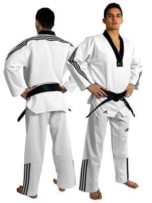 taekwondo kimono uniforma oblačilo dobok adidas