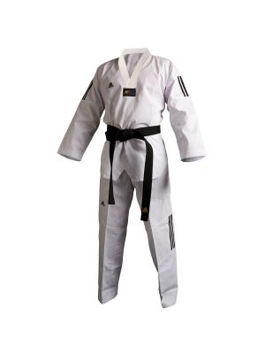 taekwondo kimono dobok adidas adi-club1