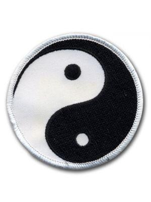 našitek borilne veščine yin yang