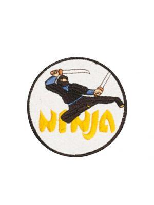 vezen našitek borilne veščine ninja