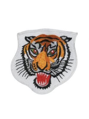 našitek borilne veščine tiger
