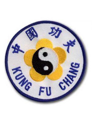 našitek borilne veščine kung fu chang