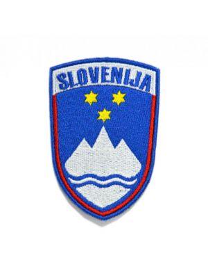 našitek grb slovenije