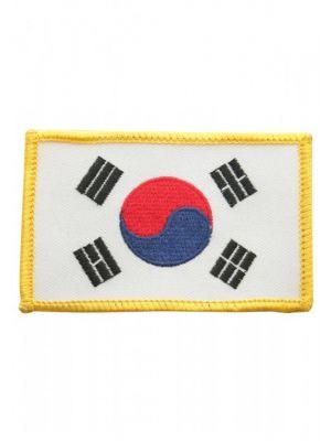 našitek korejska zastava