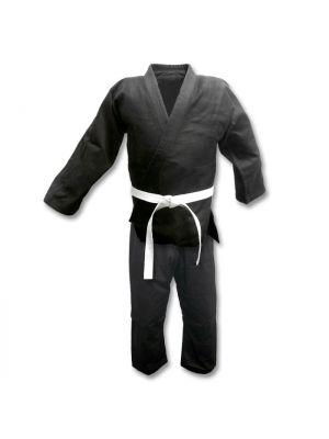črno judo ju-jitsu ninjutsu kimono1